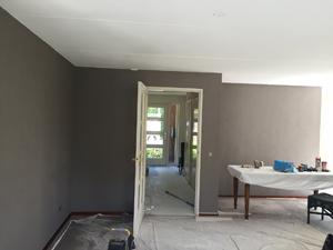 woonkamer muren in kleur, Deco ideeën