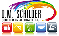 D.M. Schilder – schilder en afbouwbedrijf Logo